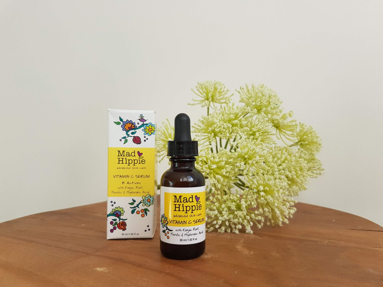 Mad Hippie Vitamine C serum review